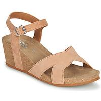 Schoenen Dames Sandalen / Open schoenen Bullboxer 502000E2C Beige