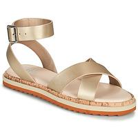 Schoenen Dames Sandalen / Open schoenen Bullboxer 053001F1S Goud