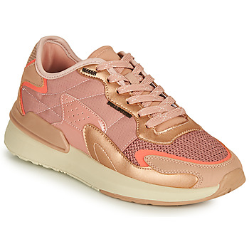 Schoenen Dames Lage sneakers Bullboxer 263000F5S Roze