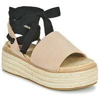 Schoenen Dames Sandalen / Open schoenen Emmshu SEARA Zand