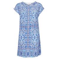 Textiel Dames Korte jurken Derhy STRESS Blauw