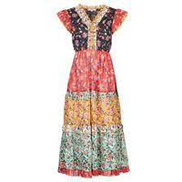 Textiel Dames Lange jurken Derhy SAGESSE Multicolour