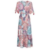 Textiel Dames Lange jurken Derhy STOP Multicolour
