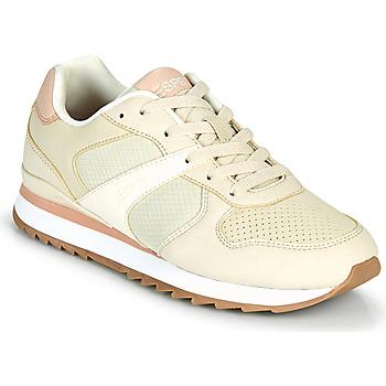 Schoenen Dames Lage sneakers Esprit AMBRO Beige / Roze
