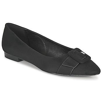 Schoenen Dames Ballerina's Esprit KINA Zwart