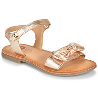 Schoenen Meisjes Sandalen / Open schoenen Gioseppo CLEBER Roze / Goud