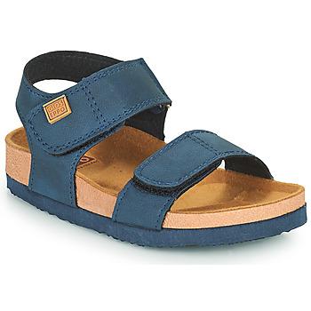 Schoenen Jongens Sandalen / Open schoenen Gioseppo BAELEN Marine