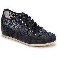 Schoenen Dames Lage sneakers IgI&CO ANINOMA Blauw