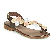 Schoenen Dames Sandalen / Open schoenen IgI&CO CROPPA Bruin