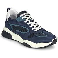 Schoenen Heren Lage sneakers IgI&CO COQUELIA Blauw