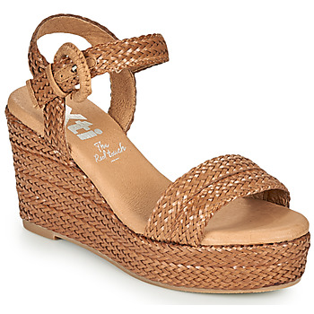 Schoenen Dames Sandalen / Open schoenen Xti CRAMA Cognac