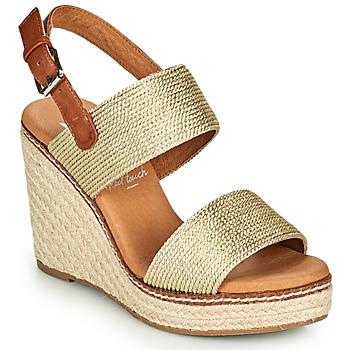 Schoenen Dames Sandalen / Open schoenen Xti NONNA Goud
