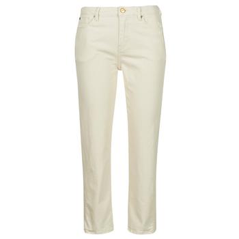 Textiel Dames Skinny jeans Pepe jeans DION 7/8 Ecru
