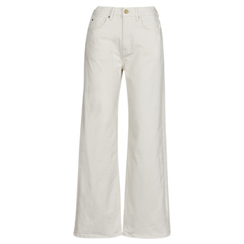 Textiel Dames Straight jeans Pepe jeans LEXA SKY HIGH Wit / Wi5