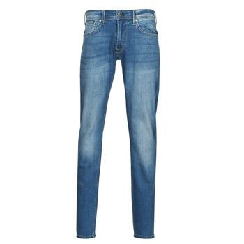 Textiel Heren Skinny jeans Pepe jeans STANLEY Blauw / Clair / Gs7