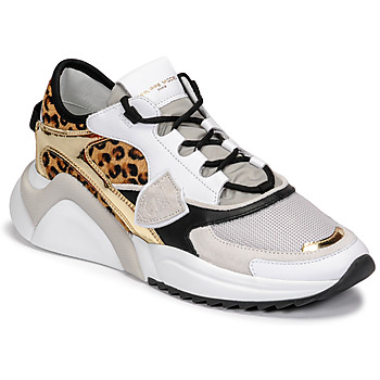 Schoenen Dames Lage sneakers Philippe Model EZE Multicolour
