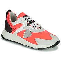 Schoenen Dames Lage sneakers Philippe Model ROYALE Koraal