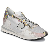 Schoenen Dames Lage sneakers Philippe Model TROPEZ X Multicolour