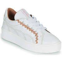 Schoenen Dames Lage sneakers See by Chloé SEVY Wit / Roze / Nude
