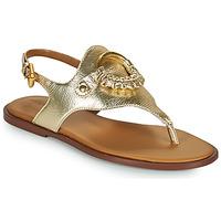 Schoenen Dames Sandalen / Open schoenen See by Chloé HANA SB36131 Goud
