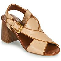 Schoenen Dames Sandalen / Open schoenen See by Chloé HELLA Beige