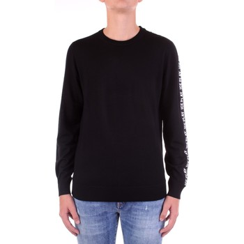 Textiel Heren Sweaters / Sweatshirts Ice Play A010-9001 Nero