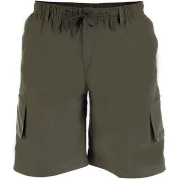 Textiel Heren Korte broeken / Bermuda's Duke  Khaki
