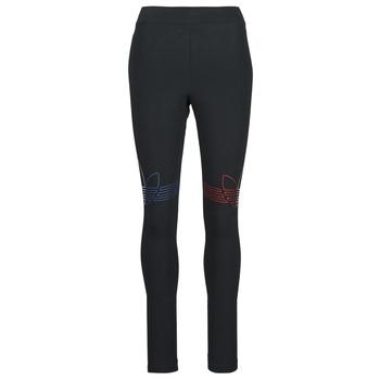 Textiel Dames Leggings adidas Originals TIGHTS Zwart