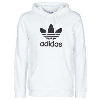 Textiel Heren Sweaters / Sweatshirts adidas Originals TREFOIL HOODIE Wit