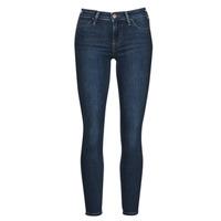 Textiel Dames Skinny Jeans Lee SCARLETT Blauw