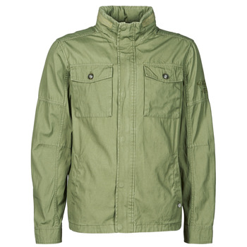 Textiel Heren Wind jackets Petrol Industries JACKET FIELD Kaki