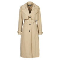 Textiel Dames Trenchcoats Esprit TRENCH NYLON LNG Beige