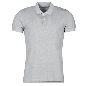 Textiel Heren Polo's korte mouwen Esprit COO N PI PO SS Grijs