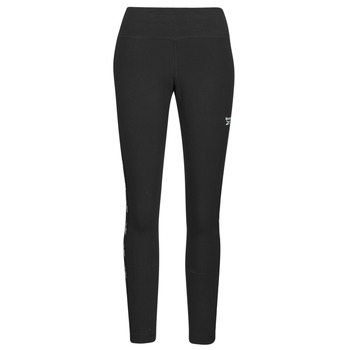 Textiel Dames Leggings Reebok Classic TE TAPE PACK LEGGING Zwart