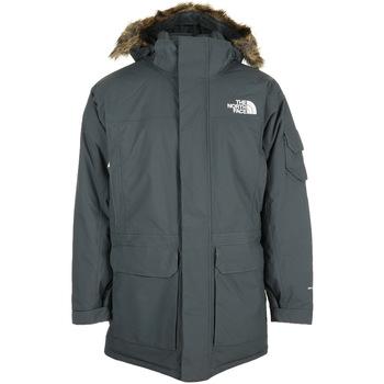 Textiel Heren Parka jassen The North Face McMurdo Jacket Grijs