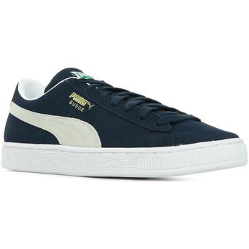 Schoenen Heren Sneakers Puma Suede Classic XXL Blauw