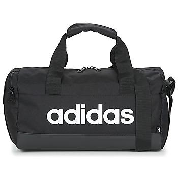 Tassen Sporttas adidas Performance LIN DUFFLE XS Zwart