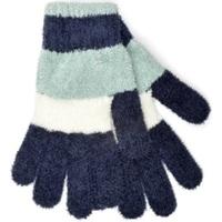 Accessoires Dames Handschoenen Generic  Groen/Zwaar/Wit