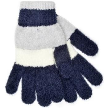 Accessoires Dames Handschoenen Generic  Grijs/Navy/White