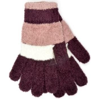 Accessoires Dames Handschoenen Generic  Wijn/Wit