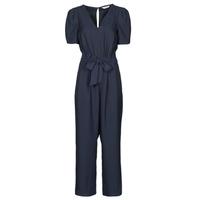 Textiel Dames Jumpsuites / Tuinbroeken Naf Naf HEVY D1 Marine