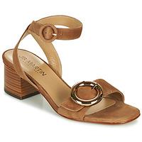 Schoenen Dames Sandalen / Open schoenen JB Martin OLAK Bruin
