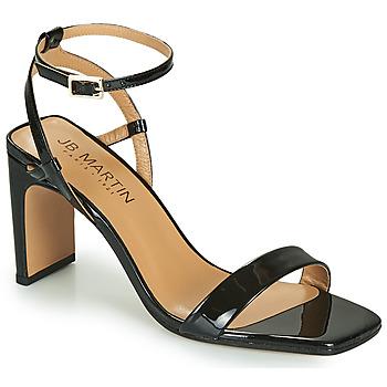 Schoenen Meisjes Sandalen / Open schoenen JB Martin 1DITA Zwart
