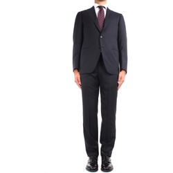 Textiel Heren Kostuums Cesare Attolini AUS30PUZ3APWA02 Blue