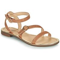 Schoenen Dames Sandalen / Open schoenen JB Martin 1GILANA Bruin