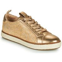 Schoenen Dames Lage sneakers JB Martin 1INAYA Goud