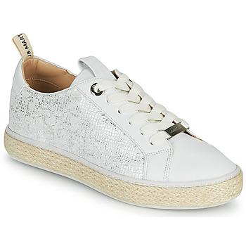Schoenen Dames Lage sneakers JB Martin 1INAYA Wit