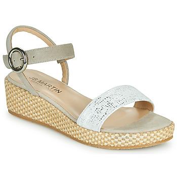 Schoenen Dames Sandalen / Open schoenen JB Martin 1JADENA Wit