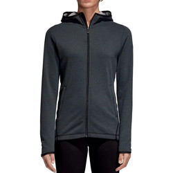 Textiel Dames Trainings jassen adidas Originals  Zwart