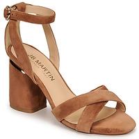 Schoenen Dames Sandalen / Open schoenen JB Martin KIMOE Bruin